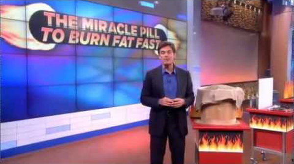 Dr. Oz Diet Pills