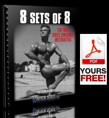 8 sets of 8